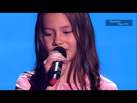 Maria.The Winner Takes it All.The Voice Kids Russia 2015.