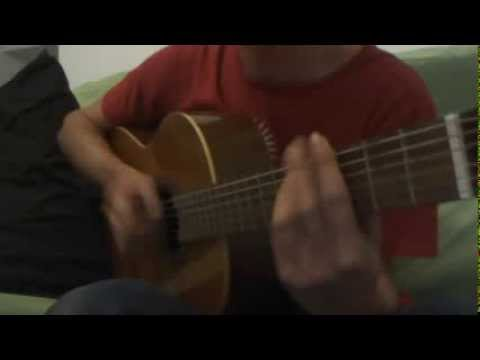 Bob Marley - Roots Rock Reggae - Acoustic Cover + Chords video