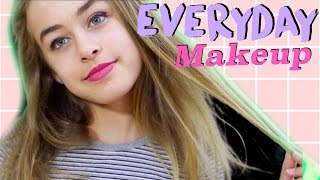 Back to School Everyday Makeup Routine!