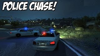 Police Chase! ► Grand Theft Auto 5 PC Gameplay - 1080p 60 FPS