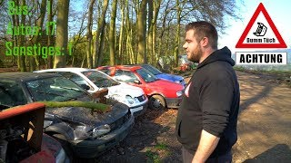 Wie viele autos haben wir eigentlich? | Dumm Tüch
