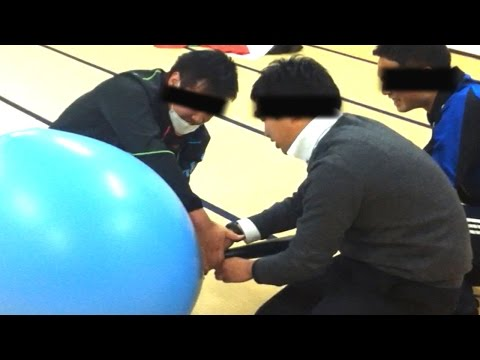 Wtf Japan Of The Day: The Human Balloon