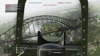 Battlefield 5 - Multiplayer - Air Combat - Plane Gameplay - Spitfire MK VA - 30/0 - Twistet Steel