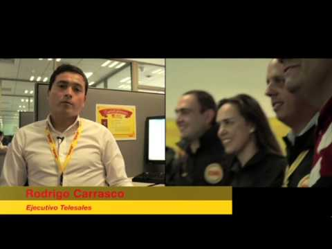 Institucional - Evento DHL Express Chile 2013