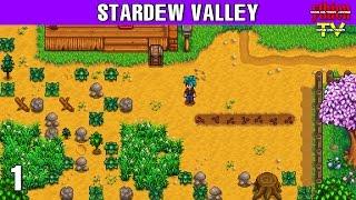 Stardew Valley E01 - Về Làm Nông Dân
