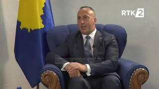 """Haradinaj shpjegon taksën për """"Financial Times"""" - Top Channel Albania - News - Lajme"""