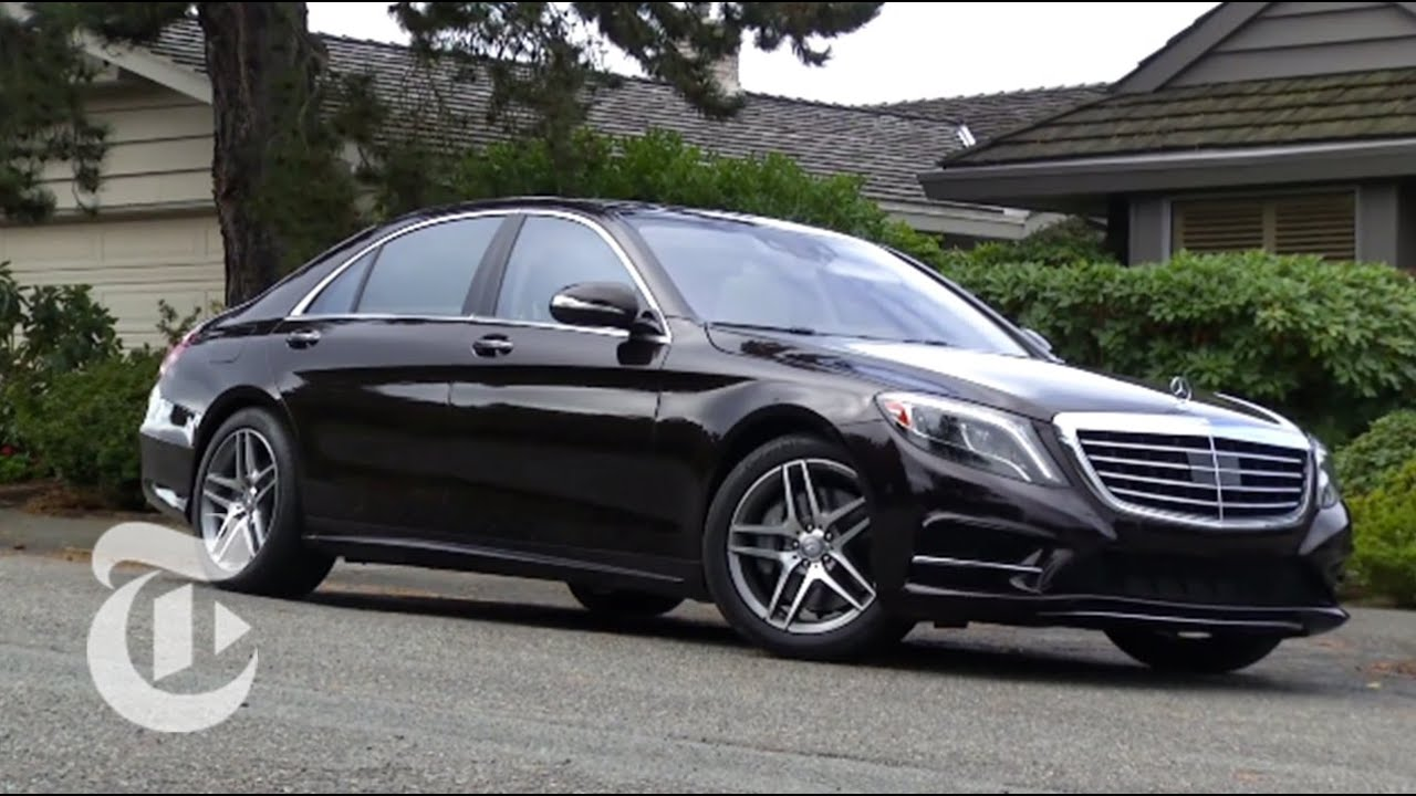 2015 mercedes benz s550 4matic driven car review the new york times youtube. Black Bedroom Furniture Sets. Home Design Ideas