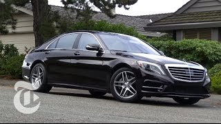 2015 Mercedes-Benz S550 4Matic | Driven: Car Review | The New York Times