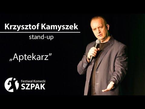 Krzysztof Kamyszek Stand-up -