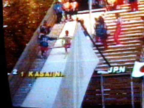 Noriaki Kasai - Val di Fiemme 1991