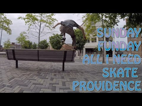 Sunday Funday - All I Need Skate Providence