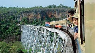 🇲🇲 Myanmar - Time Travel by Rail