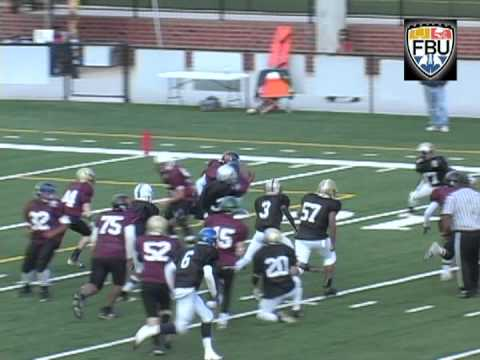 FBU: GA vs FLA - 8th Grade (2011)