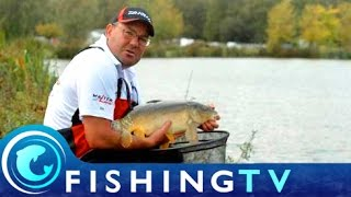 Scaling Down For Carp With Will Raison - Fishing TV