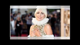 Lady Gaga Shows Off Giant Ring Amid Rumors She And Boyfriend Are Engaged
