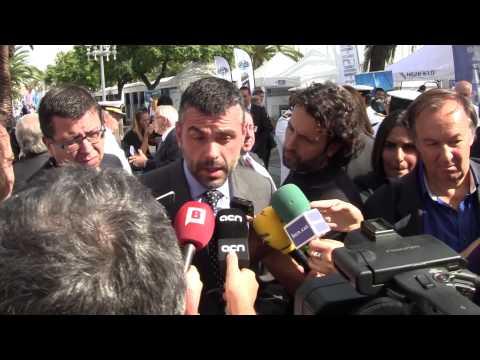 """Santi Vila: """"És incomprensible que Foment no acabi l'obra alta velocitat a Girona"""""""