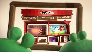 ToonsTV App - Ready? Aim. Play!