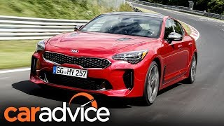 2018 Kia Stinger preview | CarAdvice