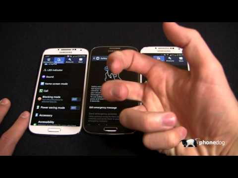 Samsung Galaxy S 4: AT&T vs. Sprint vs. international