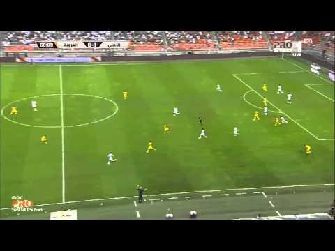 فرص خطيرة في مباراة الأهلي والعروبة - MBC PRO SPORTS