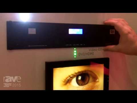 ISE 2015: Schnick Schnack Systems Shows Off the Interactive Pixel Generator