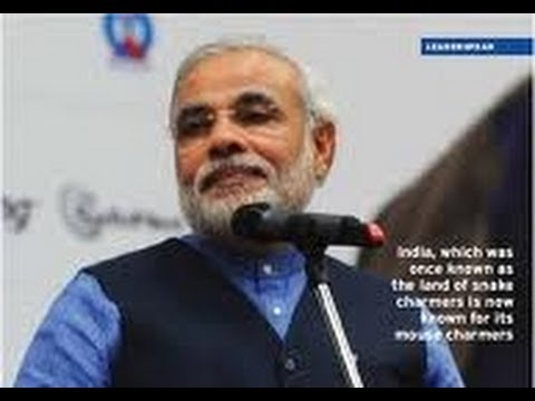 Live: Narendra Modi Speech Nasscom Event video