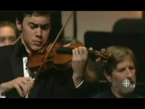 Benjamin Beilman - Sibelius Violin Concerto - 1st Movement (1 of 2)