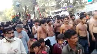 Porsa Sangat Faze Bandagi Shergarh at Minha jul Hussain as Lahore P-2