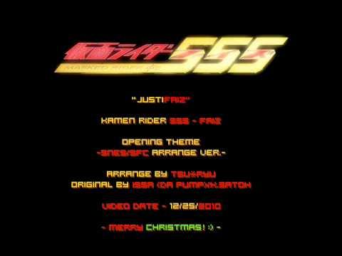 Tsu Ryu - Kamen Rider 555 - Justifaiz (SNES Arrange Ver.)