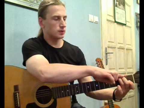 Lekcja Gry Na Gitarze: