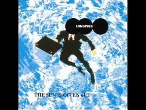 LONGPIGS  On  and On  ( BBC Radio One live session track ) 1995.