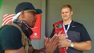 E3 18: MADDEN 19 Gameplay   NFL 2K Challenge Welcomed