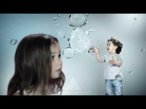 Clear Water and Unicef TV commercial