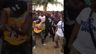 download lagu Slimcase Wow Davido  His Street Attitudes While On gratis