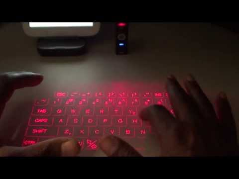 Celluon Epic - Projection Laser Keyboard