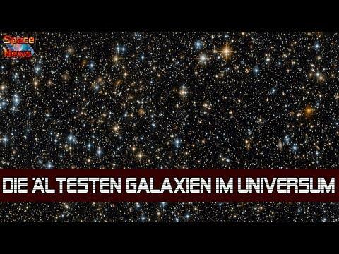 Sensation: Älteste Galaxien im Universum entdeckt! [Space News #52]
