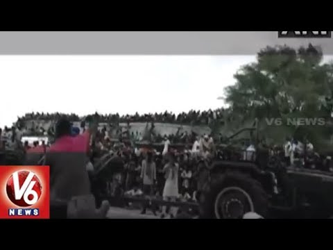 Rajasthan's Sri Ganganagar Shed Collapse During Tractor Race, 17 Injured | V6 News