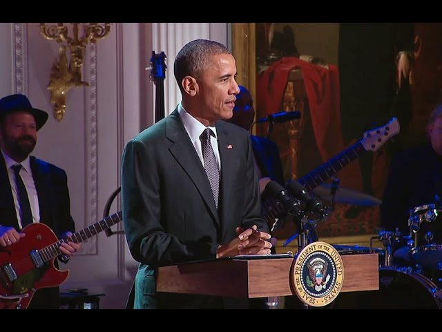 In Performance at the White House: The History of Gospel