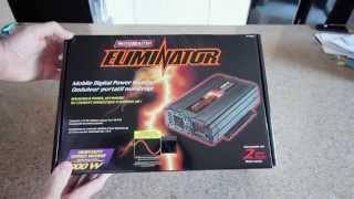 motomaster eliminator 3000w power inverter manual