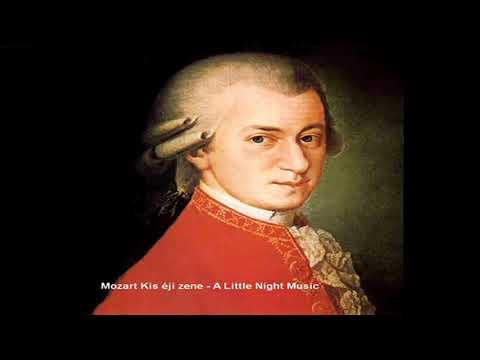 Mozart - Kis éji zene