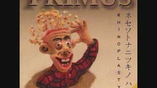 Watch Primus The Thing That Should Not Be video