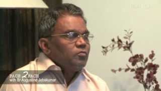 FACE2FACE Interview in Tamil with Bro Augustine Jebakumar