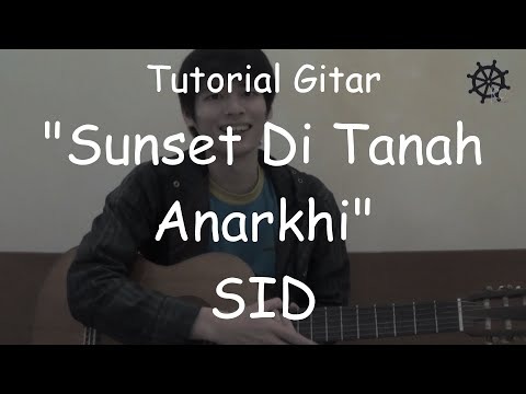 Akustik Gitar - Belajar Lagu (sunset Di Tanah Anarki - Superman Is Dead) video
