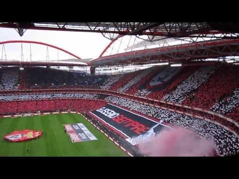 Benfica 2-0 Porto (Homenagem ao nosso Rei Eusébio)