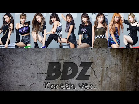 BDZ Korean Ver. 日本語訳
