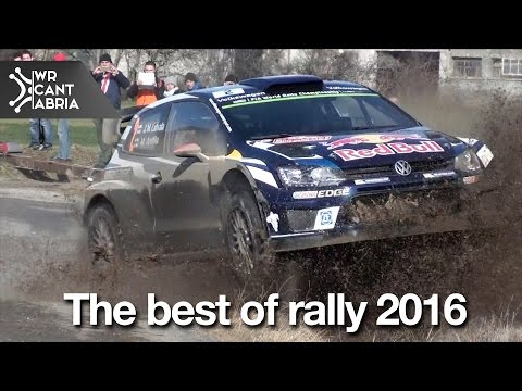 Best of Rally 2016 | Rozando el límite 10 | Crash, Show & Max attack