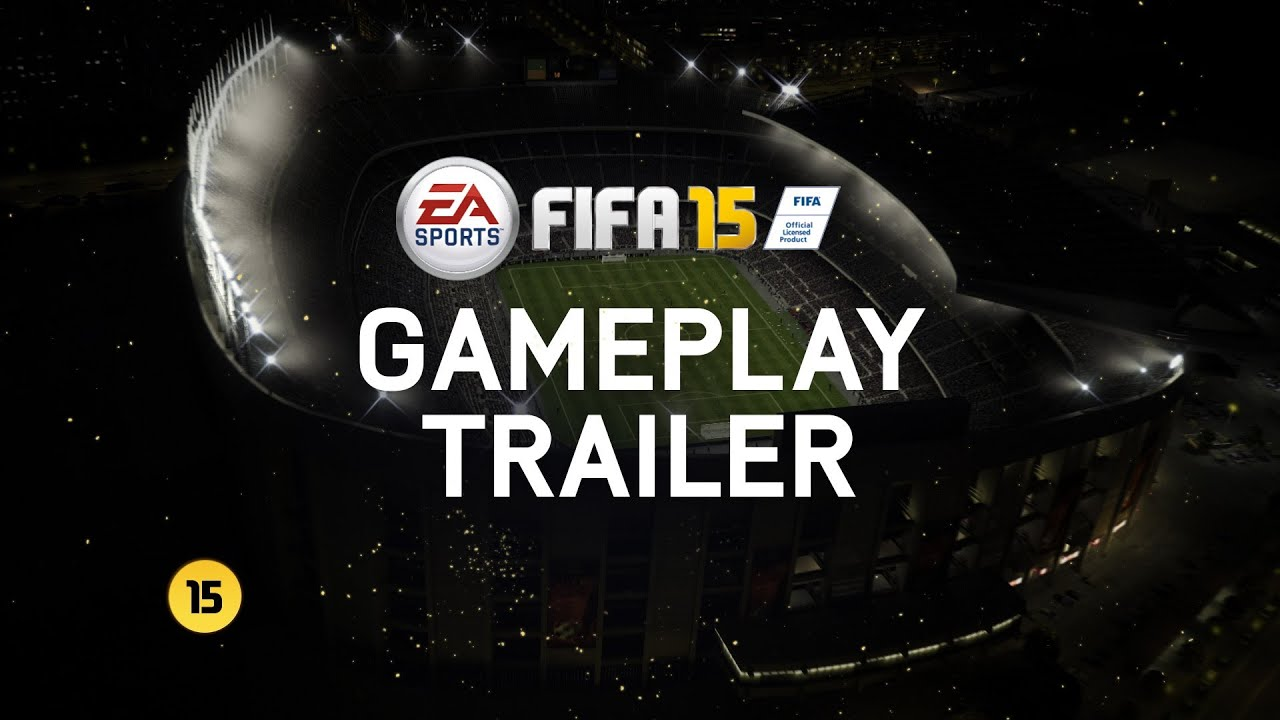FIFA 15 - Official E3 Gameplay Trailer - YouTube