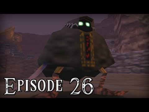 Zelda Majora's Mask : Episode 26 | La valle d'Ikana - Let's Play