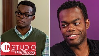 'The Good Place' Star William Jackson Harper Teases Final Season & New Film 'Midsommar' | In Studio