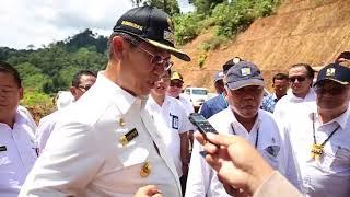 Download Lagu Bupati Malinau DR.Yansen TP dampingi Menteri PUPR meninjau jalan strategis Nasional Gratis STAFABAND